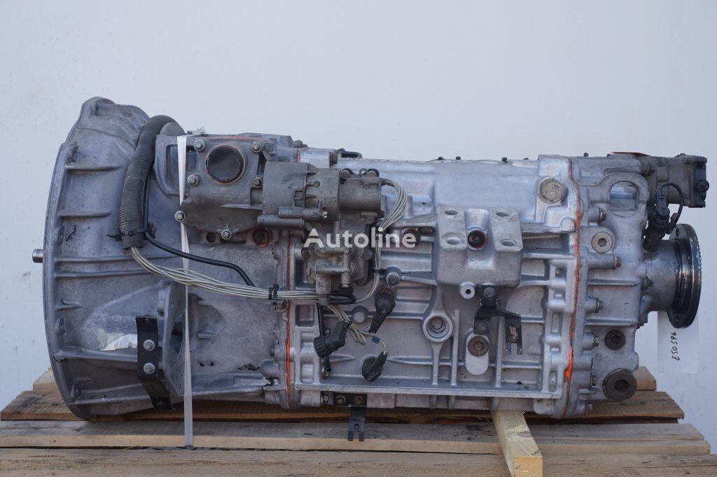 MERCEDES-BENZ G211-16EPS MP2 gearbox for truck