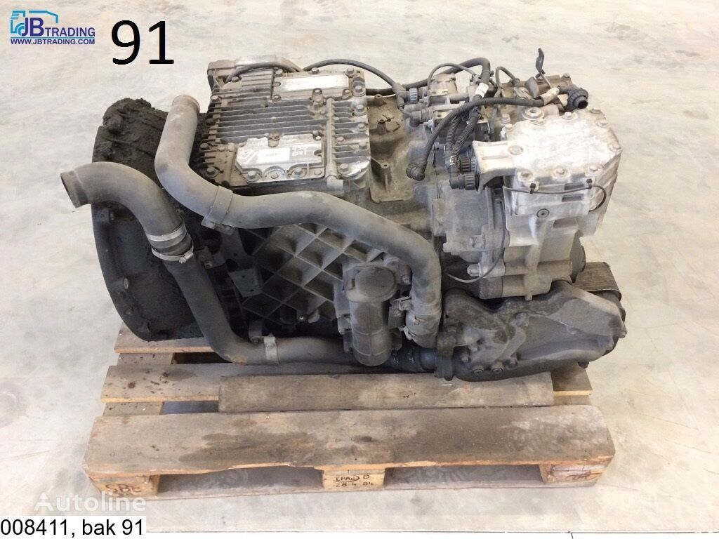 RENAULT AT2412C, I shift, Automatic, Retarder gearbox for truck