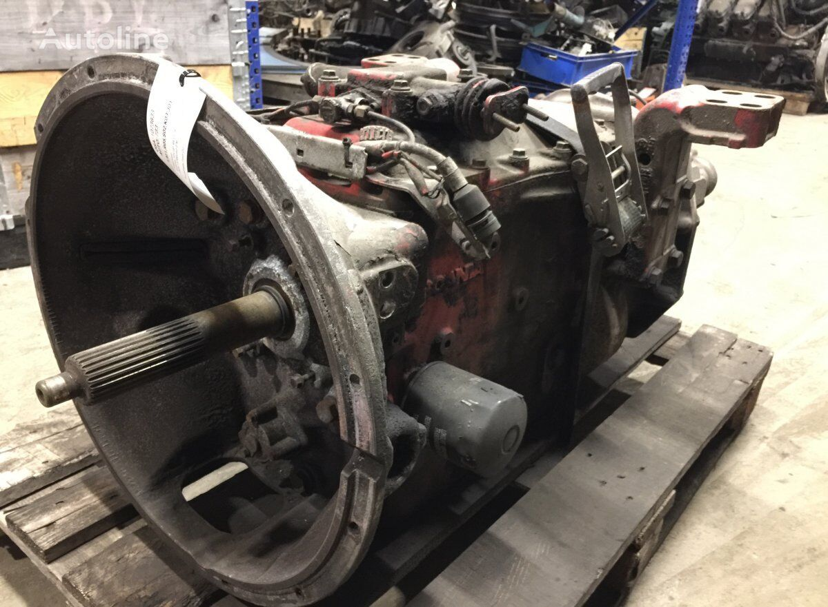 SCANIA GR900 (1893579 571741) gearbox for SCANIA 4-series 94/114/124/144/164 (1995-2004) tractor unit