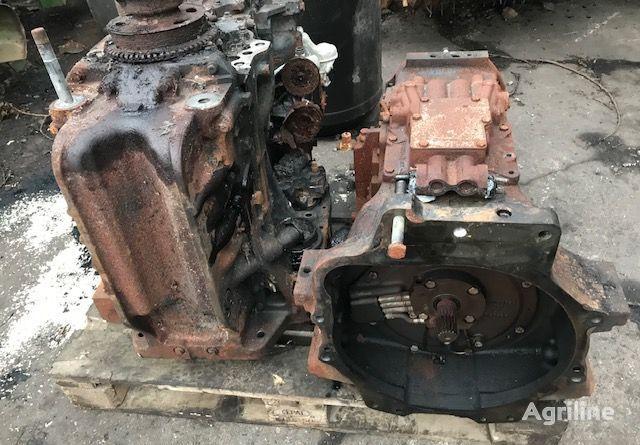 TYLKO CZĘŚCI MECHANICZNE gearbox for STEYR 4115 PROFI tractor