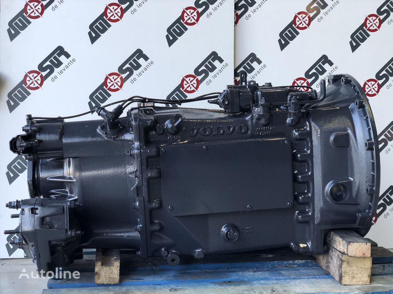 VOLVO (3190211) gearbox for VOLVO truck