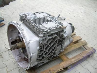 VOLVO (vt2412b) gearbox for VOLVO fh tractor unit