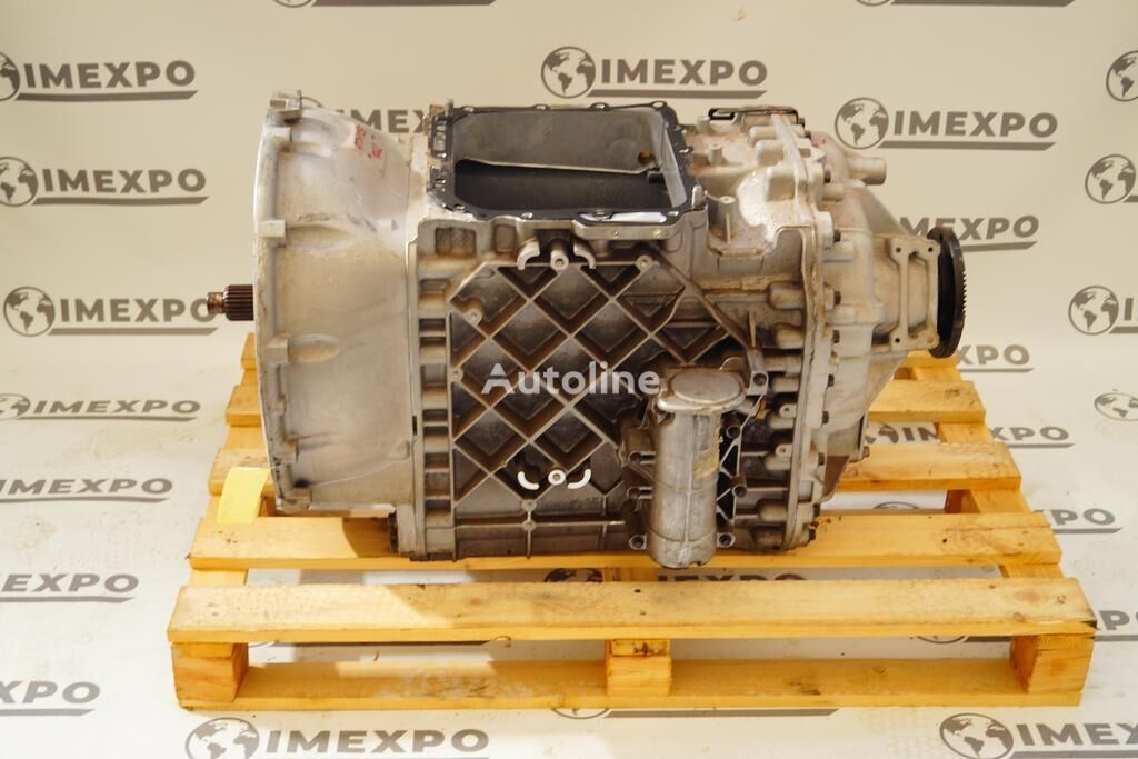 VOLVO AT2412F ISHIFT (1022) gearbox for VOLVO FH4 FM4 EURO 6 tractor unit