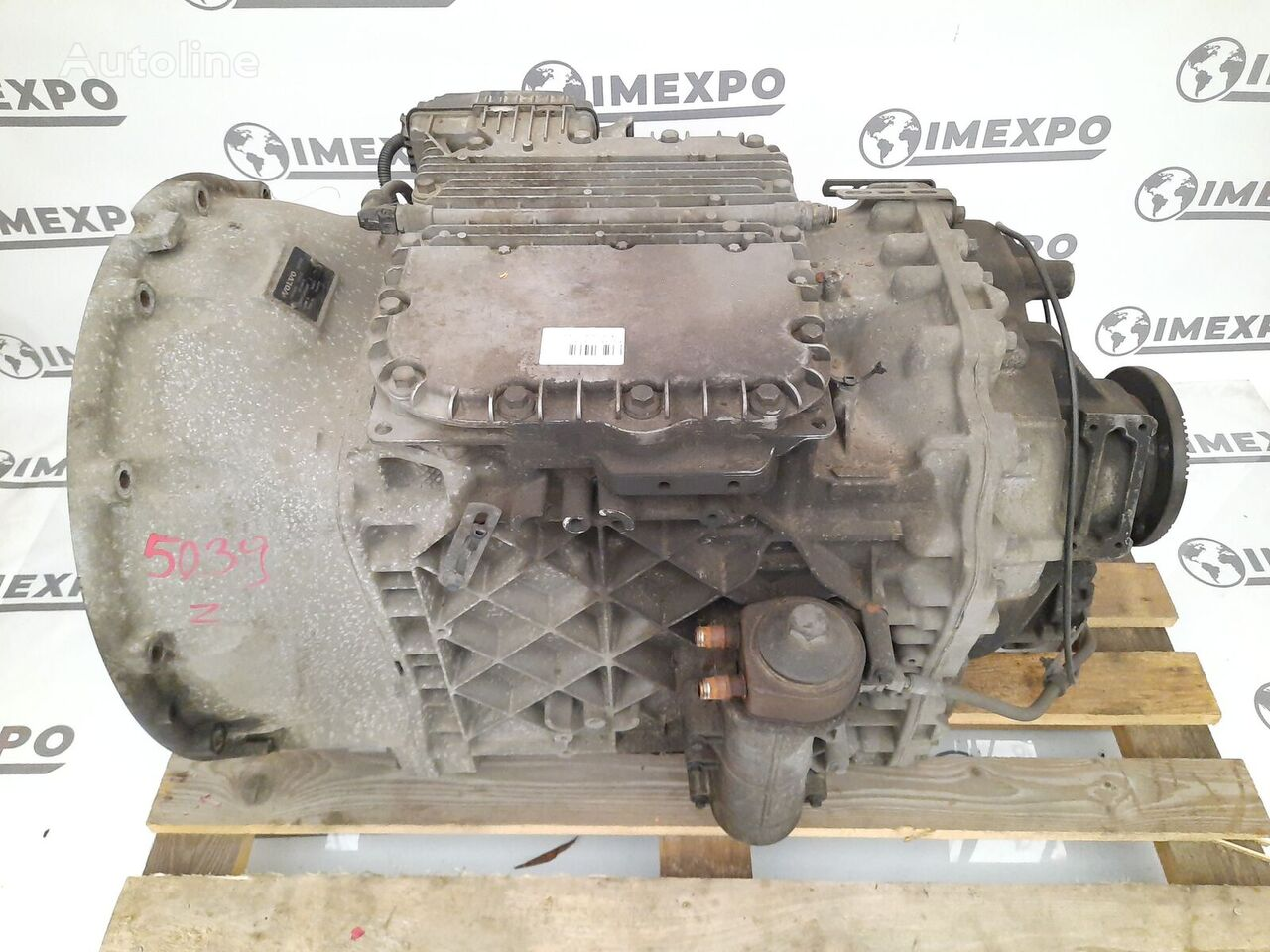 VOLVO AT2612E ISHIFT / AUTOMATIC GEARBOX (3190717) gearbox for VOLVO FH FM truck