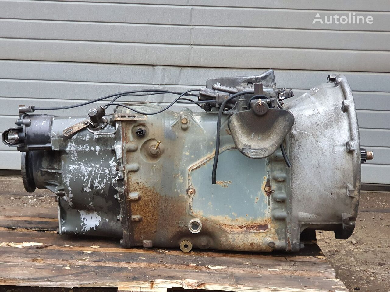 VOLVO VT2514B gearbox for VOLVO FH12 / FH13 tractor unit