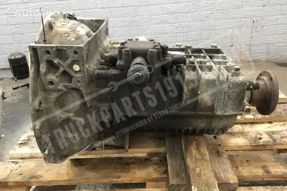 ZF (1367857) gearbox for truck