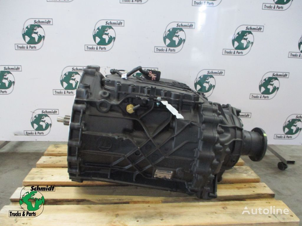 ZF 12 TX 2610 TO (81.32004-6404) gearbox for MAN truck