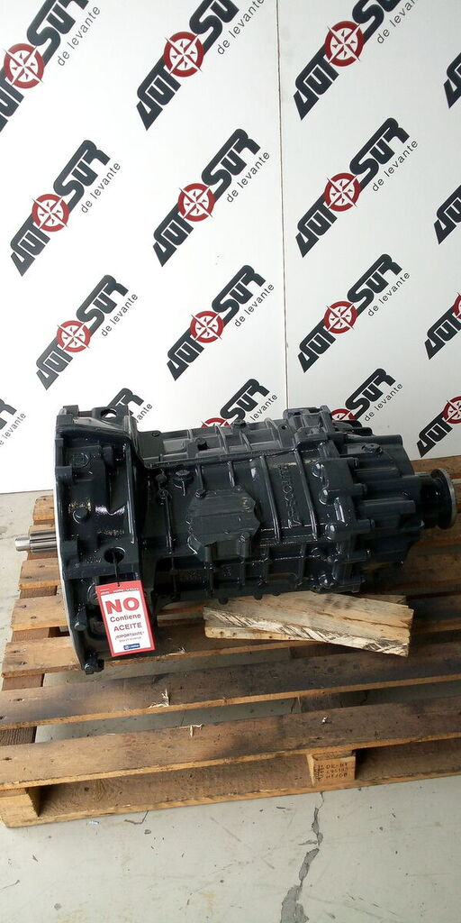 ZF 1290055204 (ZF 6 S 850) gearbox for truck