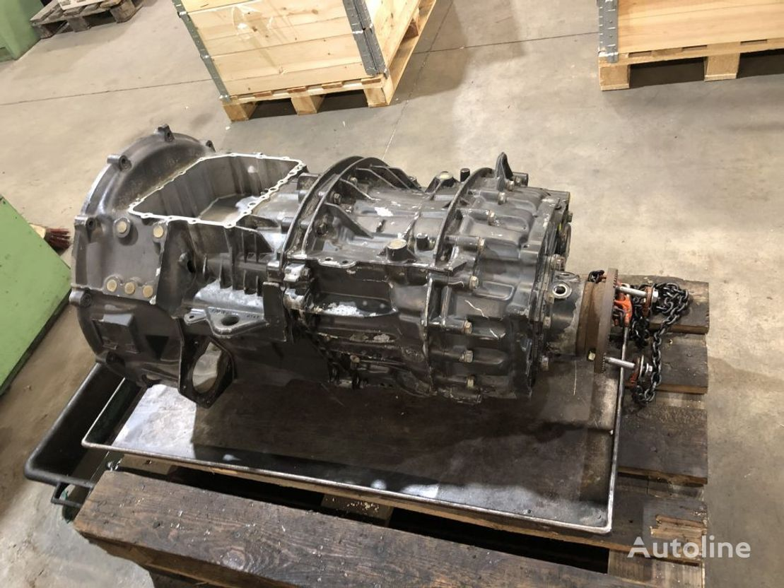ZF 12AS 1420 TO gearbox for truck