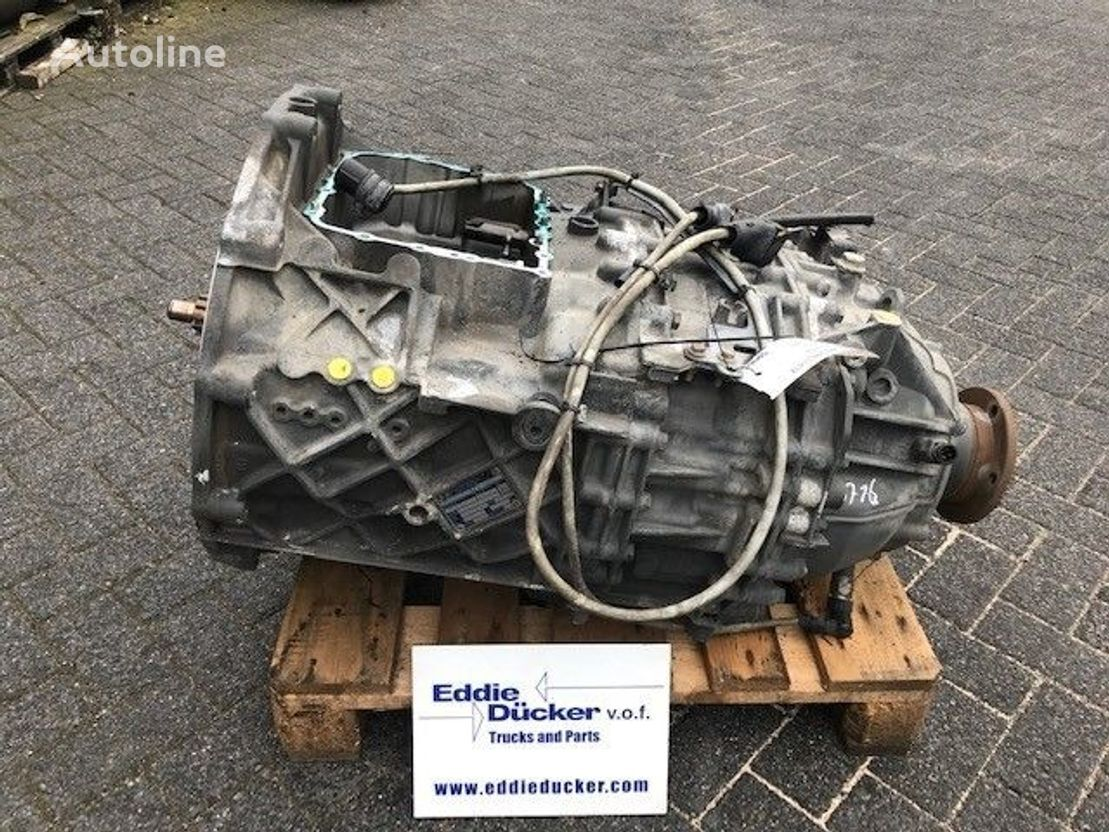 ZF 12AS1930TD (1912119) gearbox for DAF 85CF 400 EURO 6 truck