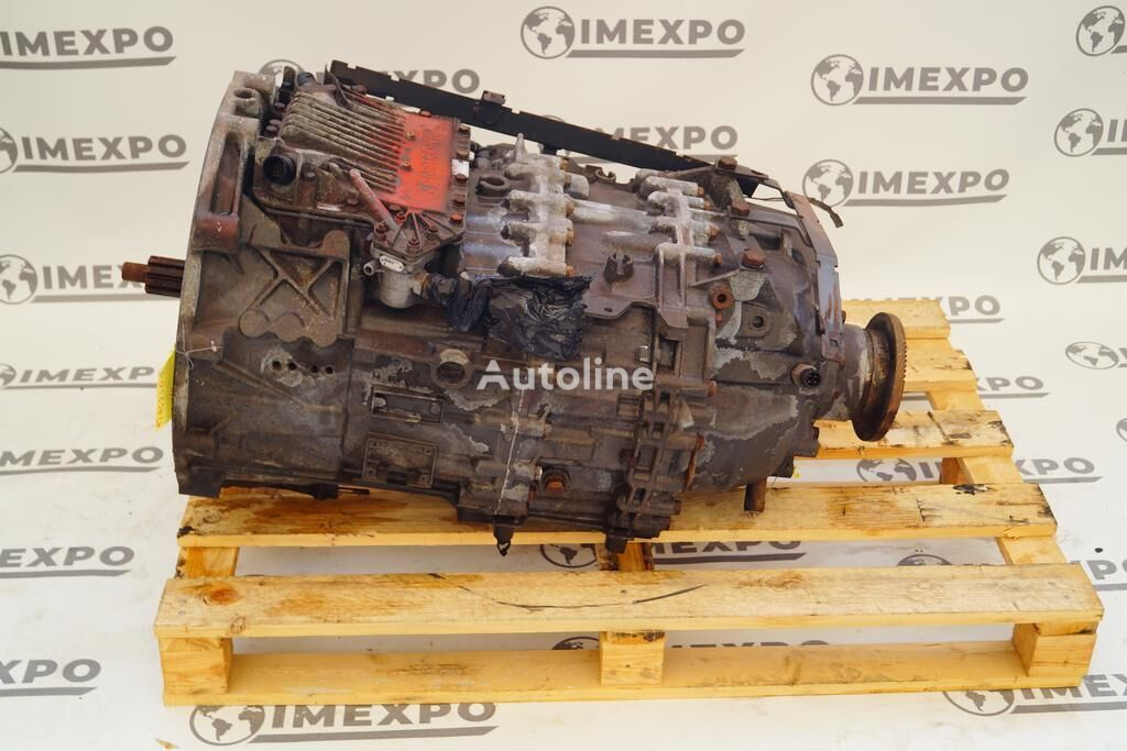 ZF 12AS2330 automatic / 6x2 (1628299) gearbox for DAF XF95 430 6x2 tractor unit