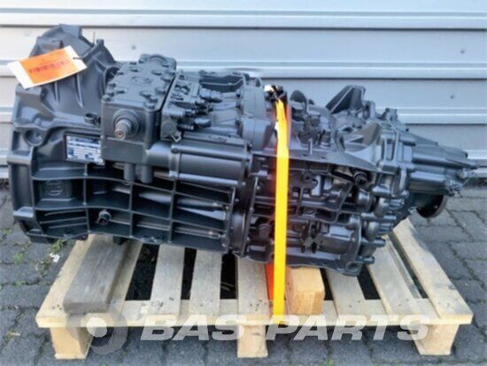 new ZF 12S2130 TD Ecosplit gearbox for truck