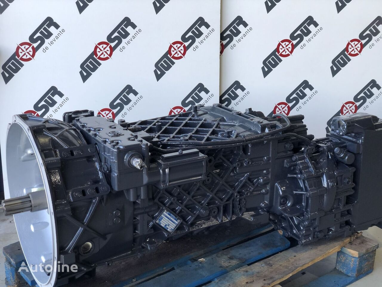 ZF 16 S 151 IT (5010613319) gearbox for truck