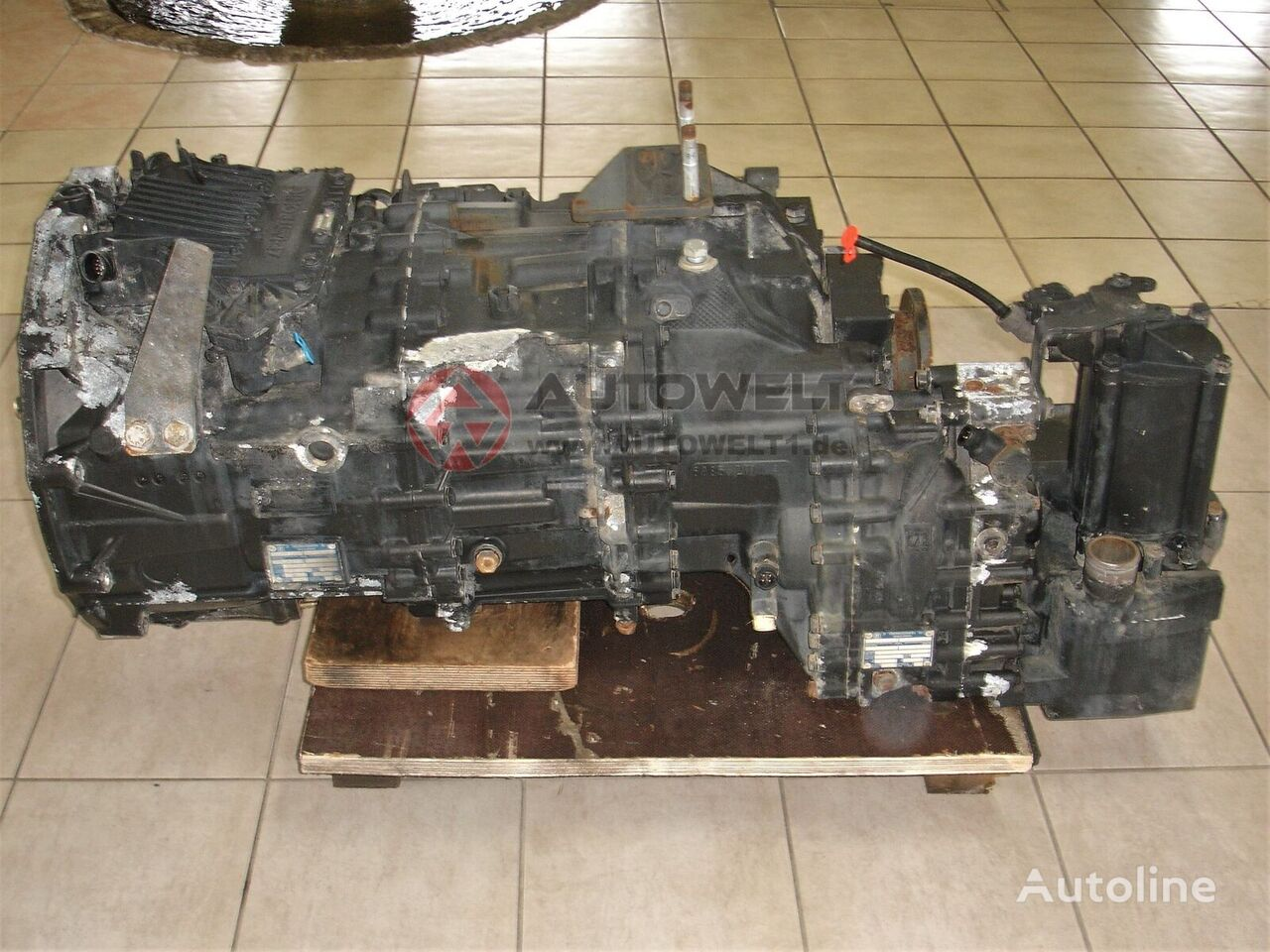 ZF 16AS2601 IT gearbox for RENAULT Magnum truck