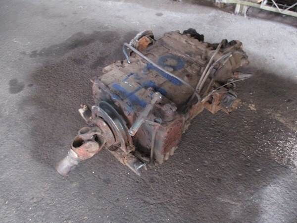 ZF 16S130 gearbox for IVECO truck