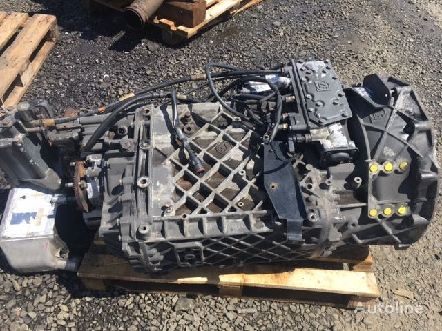 ZF 16S2321TO + INT (1639977) gearbox for DAF Euro5 tractor unit