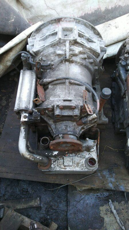 ZF 5HP602C (5HP602C) gearbox for VOLVO bus
