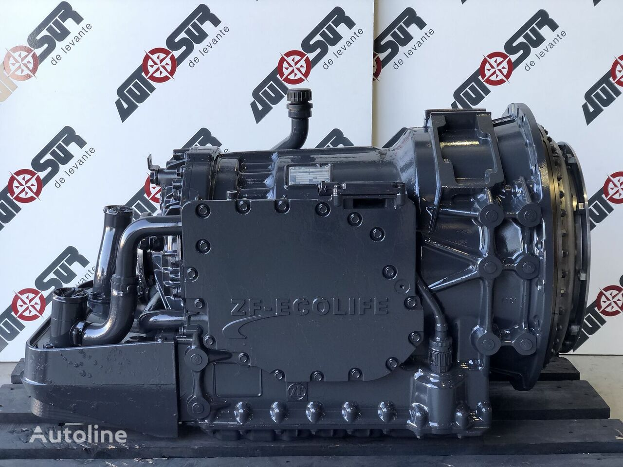 ZF 6 AP 1400 B (81.33001-6713) gearbox for truck