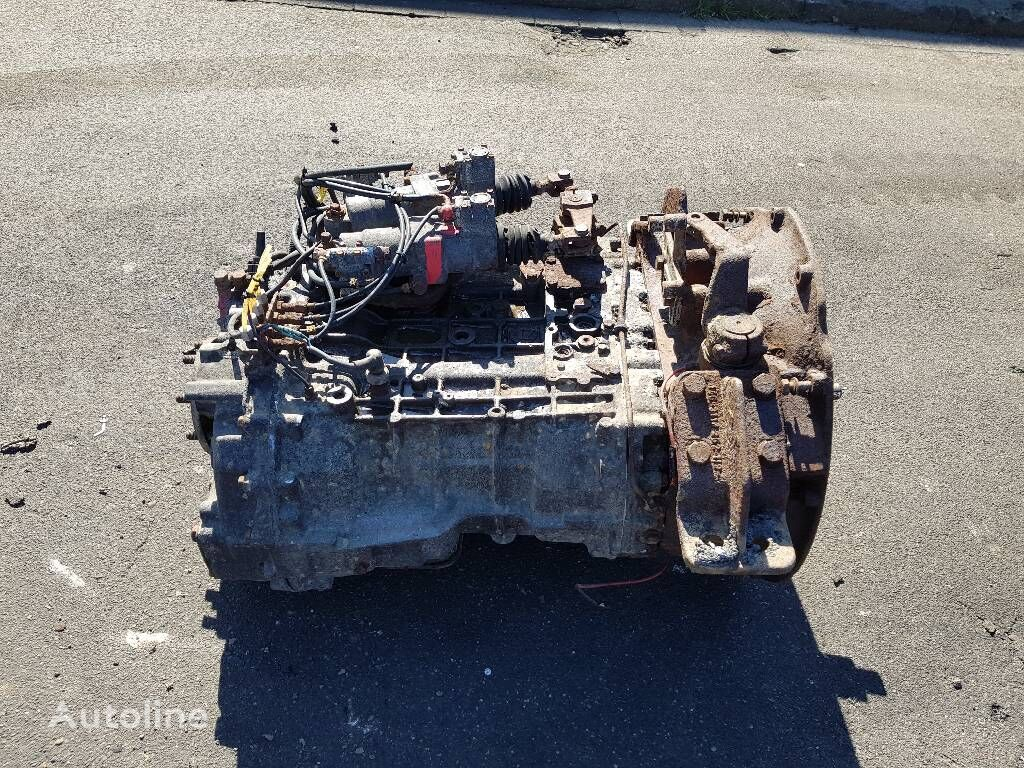 ZF 6S150C. AVS gearbox for truck