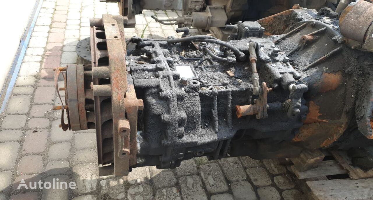 ZF 8S-180 gearbox for RENAULT bus