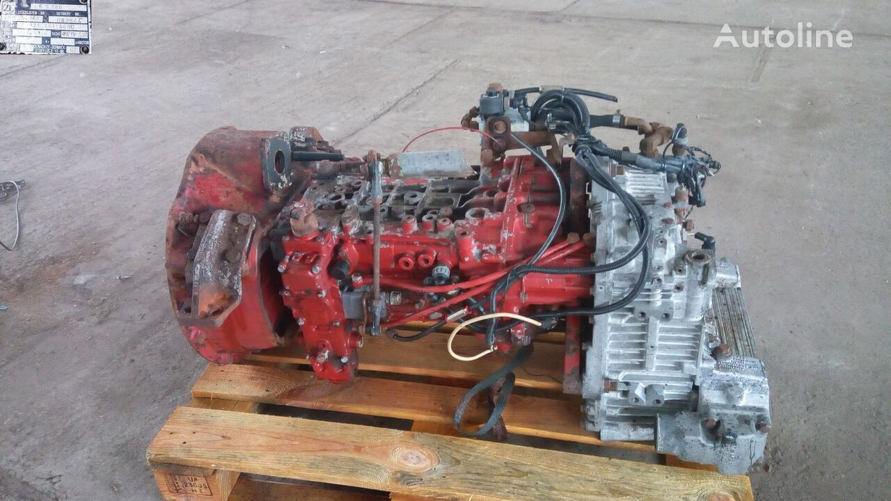 ZF 8S180 VOITH-RET (1304054066) gearbox for SETRA 315 HDH/HD bus