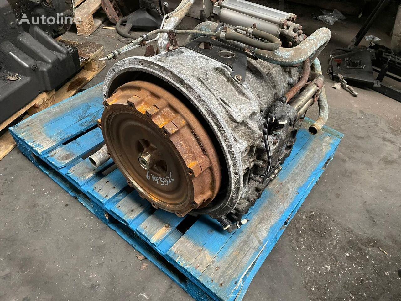 ZF Af 6 HP 592 C gearbox for MERCEDES-BENZ Citaro bus