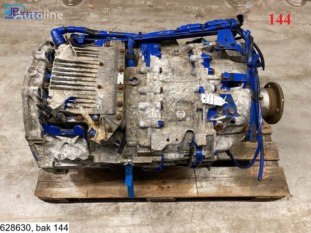 ZF Astronic, 12 as 1930 td, automatic gearbox for truck