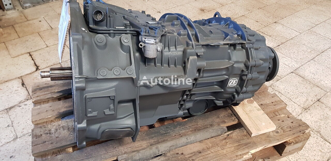 ZF Astronic Midi gearbox for DAF truck