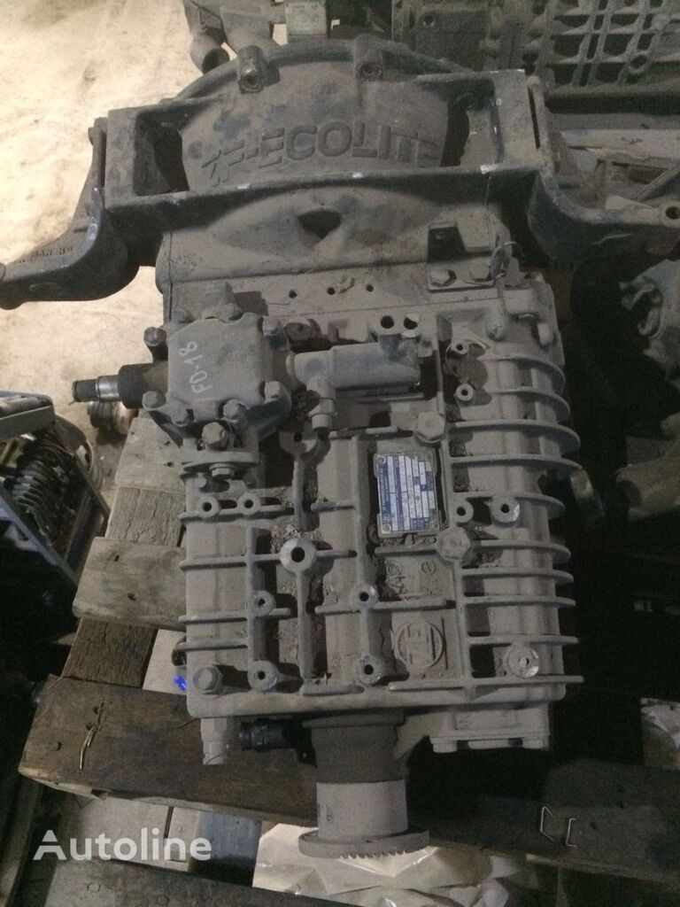 ZF ECOLITE S6 850 gearbox for MAN truck