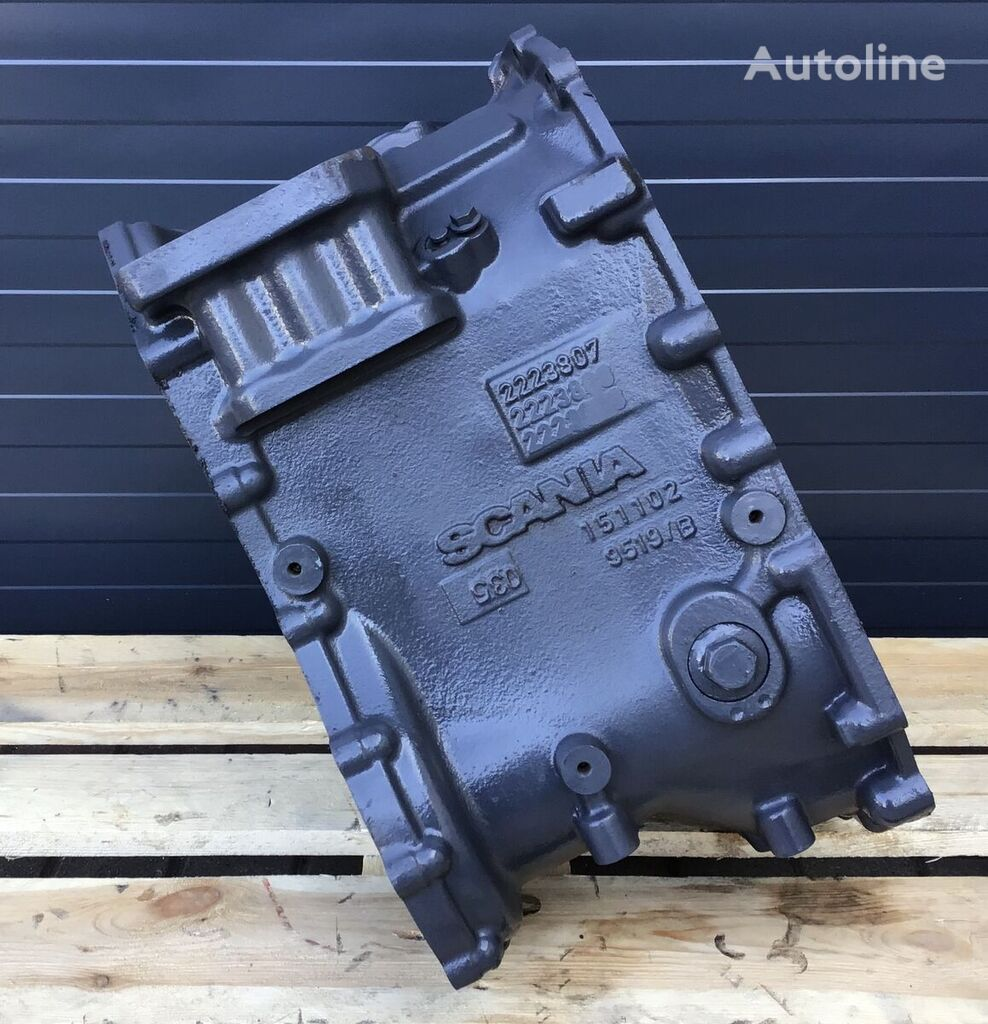 SCANIA (2223807) gearbox housing for tractor unit