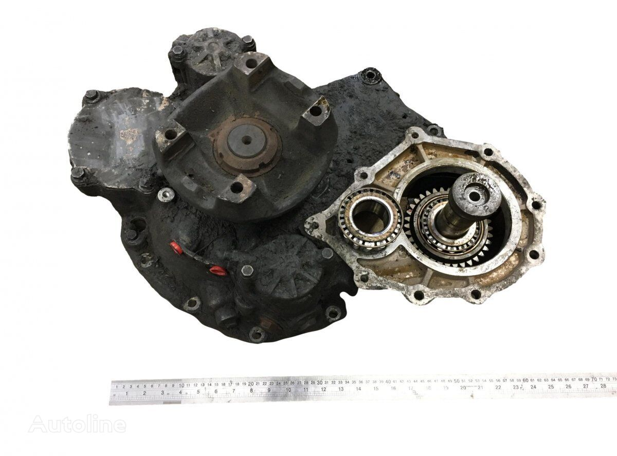 SCANIA 4-series 124 (01.95-12.04) (1376914 1318221) gearbox housing for SCANIA 4-series 94/114/124/144/164 (1995-2004) tractor unit