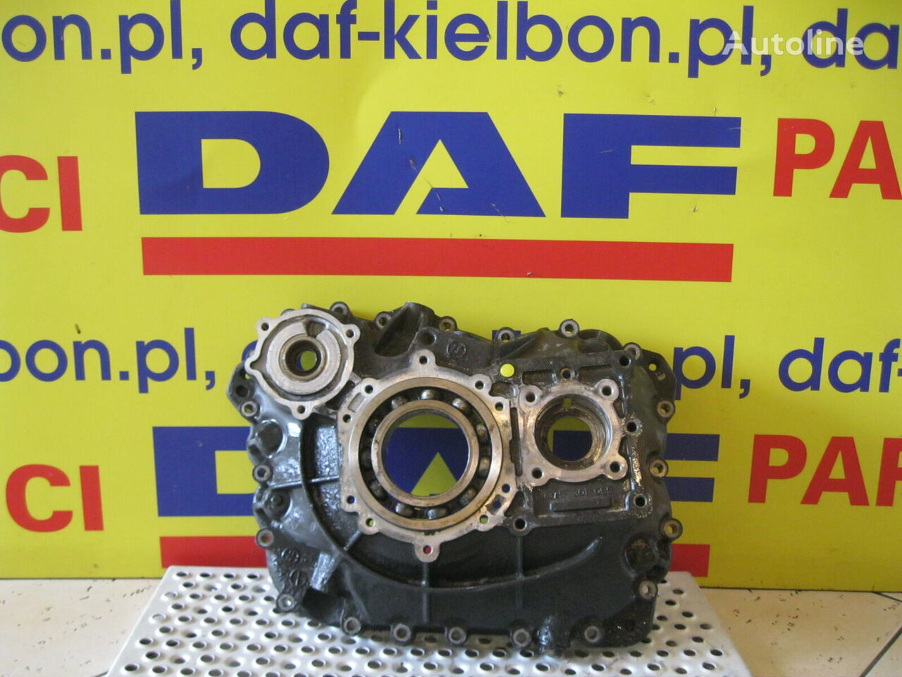 ZF gearbox housing for DAF XF 105 tractor unit