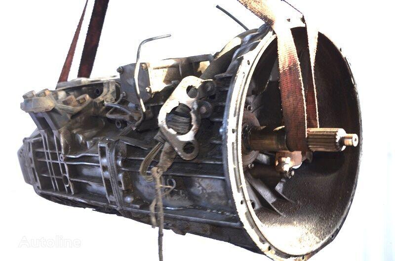 (01.01-12.04) gearbox for MERCEDES-BENZ Axor/Axor 2 (2001-2013) truck