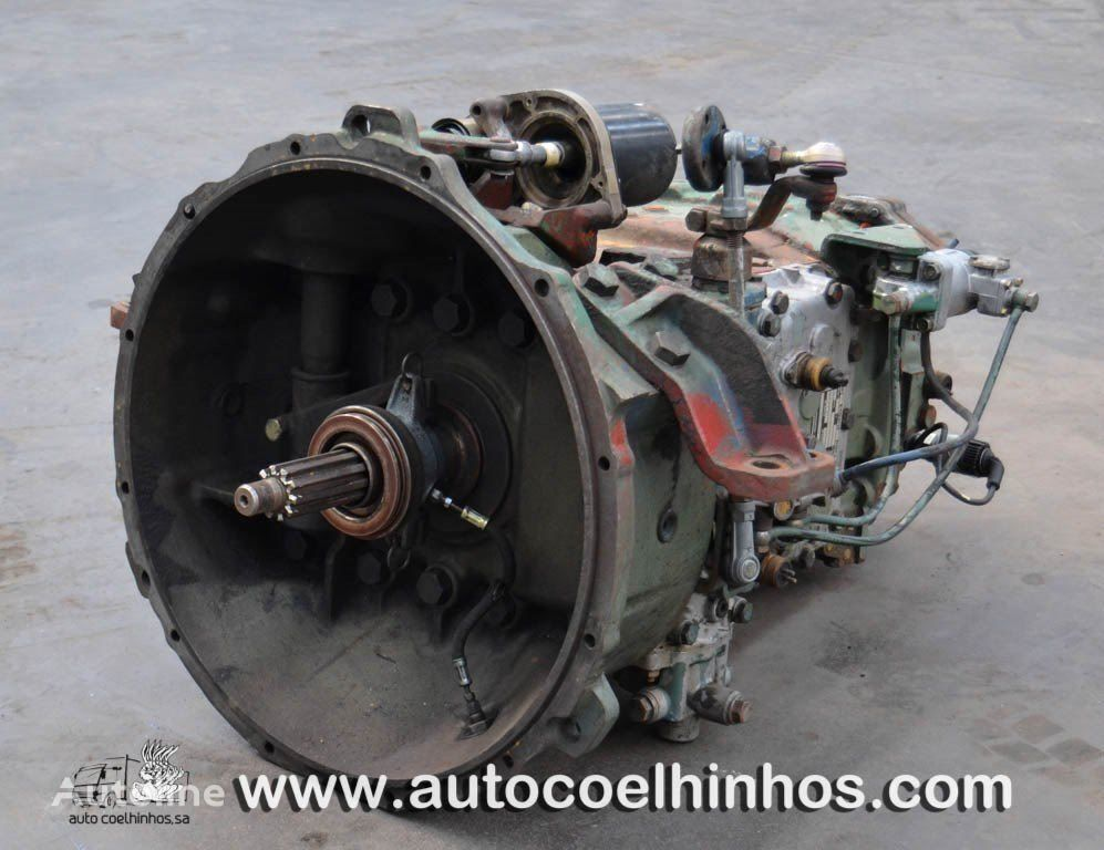 5S 92GP gearbox for truck