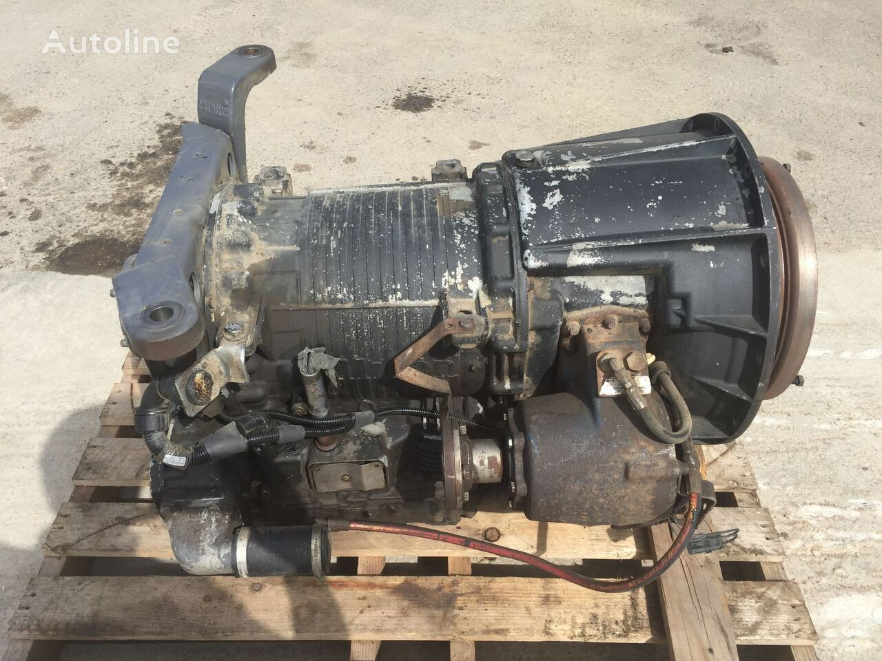 Allison MD3000 gearbox for truck