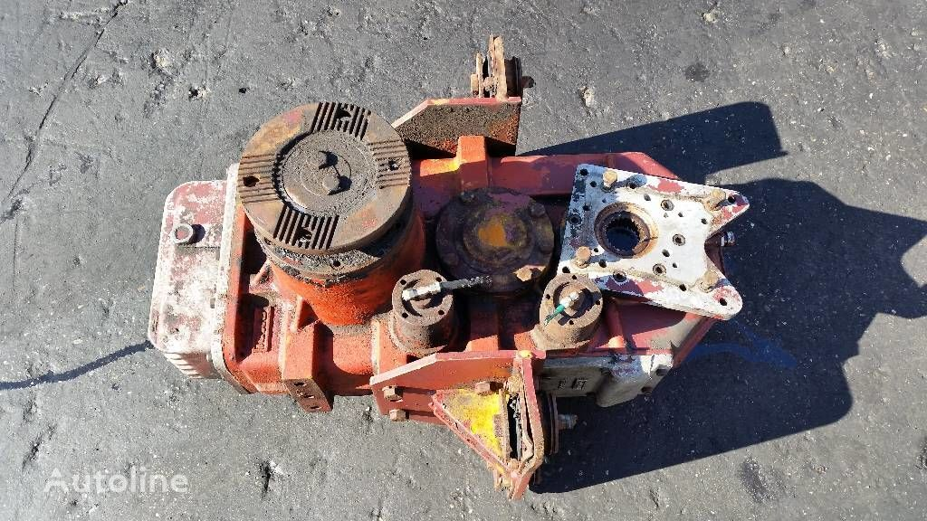 CAPPELLOTTO gearbox for CAPPELLOTTO OM81 truck
