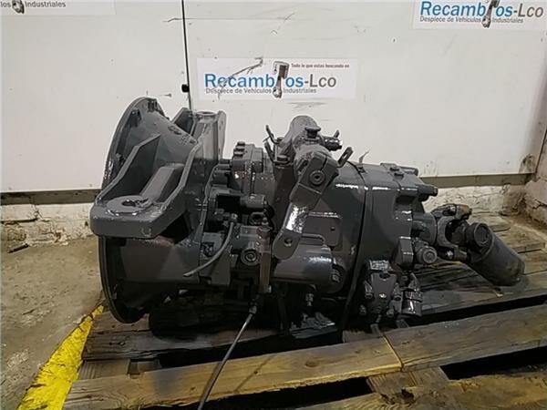 Caja Cambios Manual DAF Serie 45.160 E2 FG Dist.ent.ej. 3250 ZGG gearbox for DAF Serie 45.160 E2 FG Dist.ent.ej. 3250 ZGG7.5 [5,9 Ltr. - 121 kW Diesel] truck