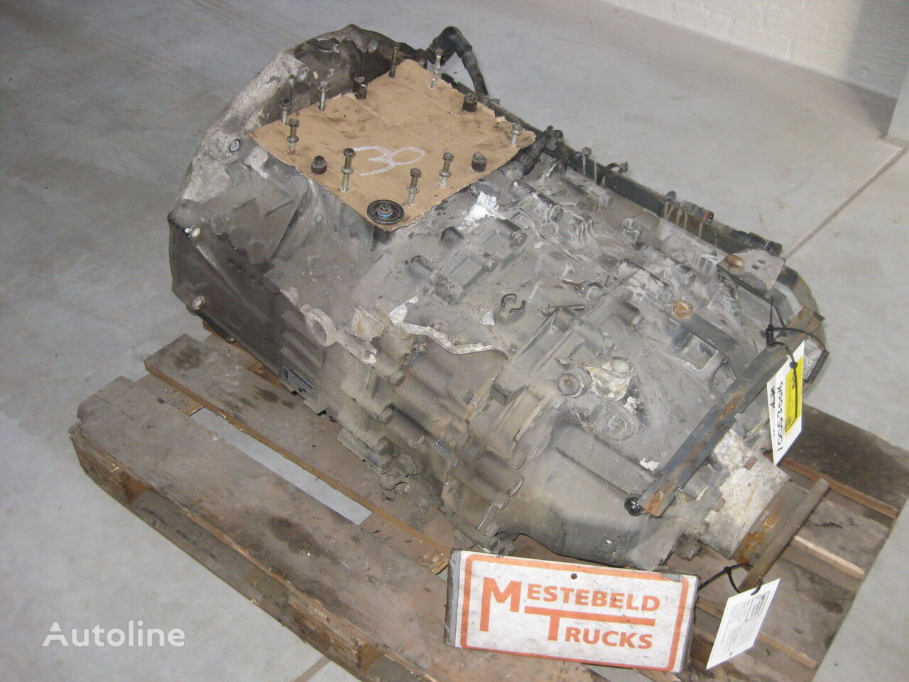 DAF 12 AS 1930 TD gearbox for DAF   truck