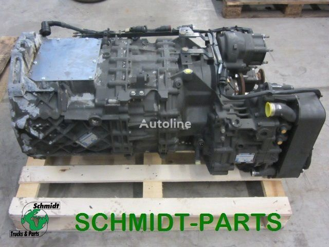 DAF 12 AS 2131 TD + INT gearbox for DAF tractor unit