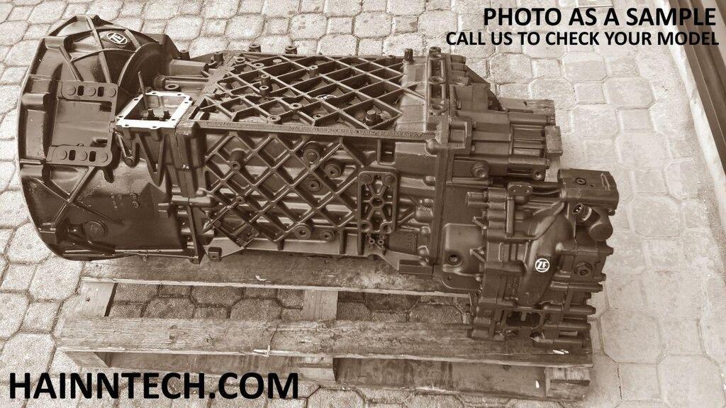 DAF 12AS 1220 TD GETRIEBE gearbox for DAF tractor unit