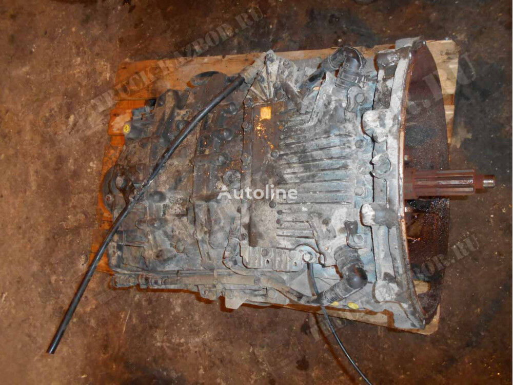 12AS2330TD gearbox for DAF tractor unit