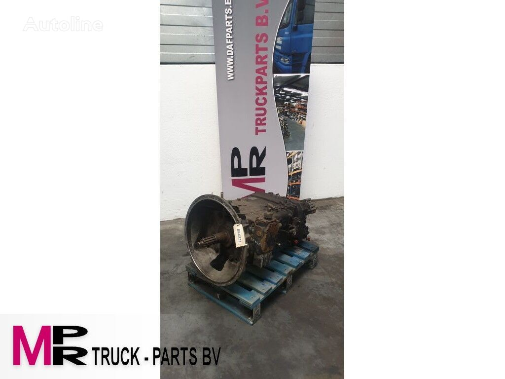 DAF 16S150 1256548 ZF1313052001 gearbox for truck