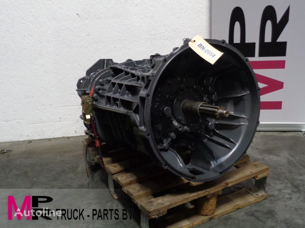 new DAF 1915169 12S2133 TD (1915169R) gearbox for Daf CF/XF truck