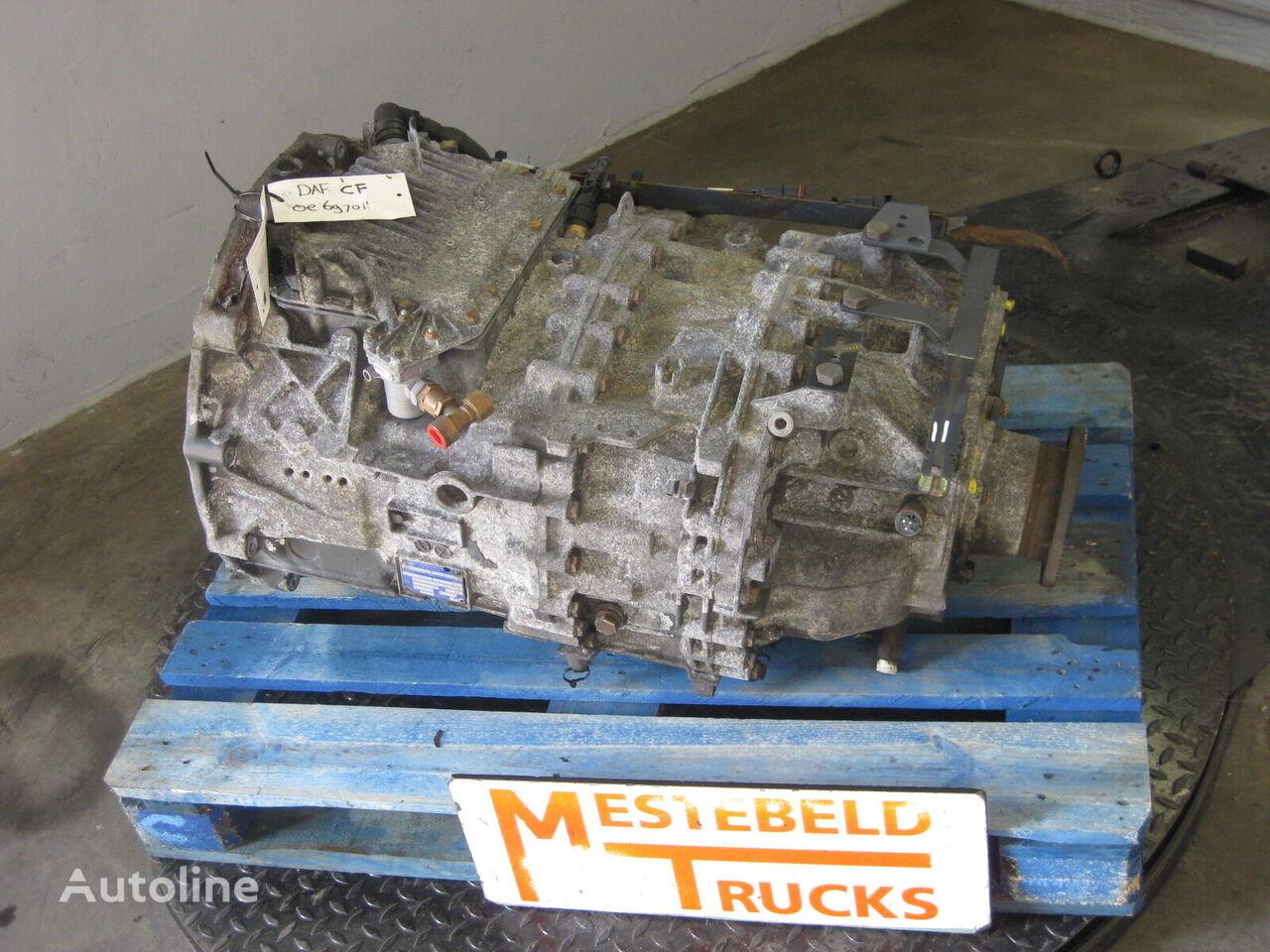 DAF Versn bak 12 AS 1630 TD gearbox for DAF truck