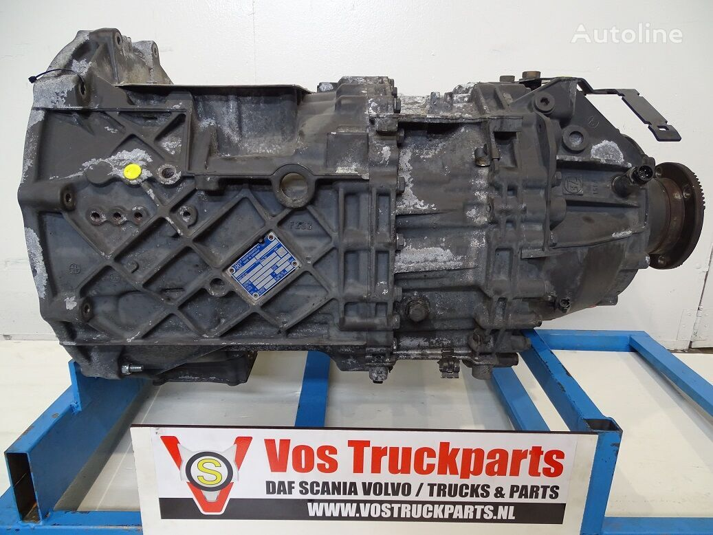 DAF ZF12AS 2130 TD gearbox for truck