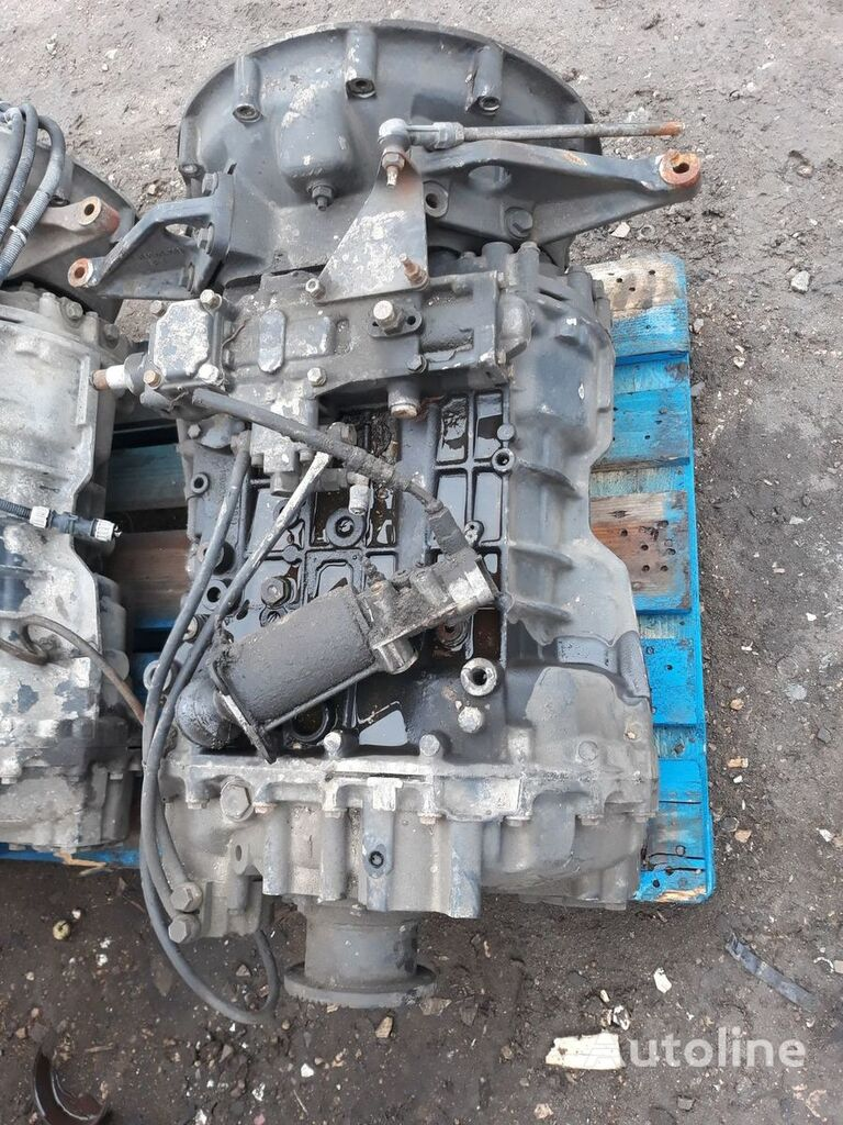DAF ZF16s109 gearbox for tractor unit