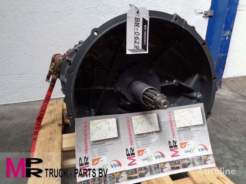DAF all types (6AS1000TO) gearbox