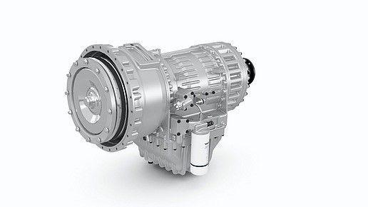 Dumper articulados Modelos: A 25 / A30 / gearbox for VOLVO wheel loader