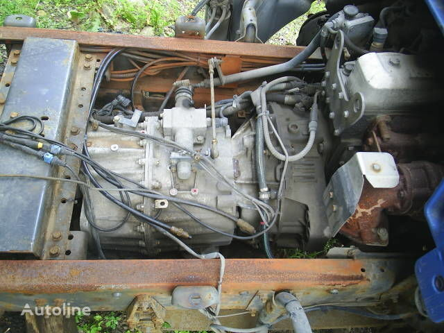 EATON 4106 gearbox for 10.163 truck