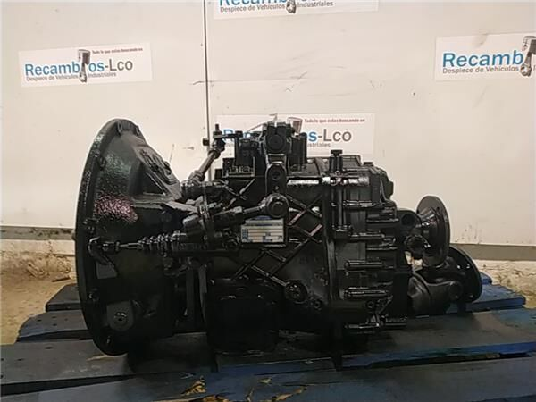 ECO - T 160.75/117 KW/E2 Chasis / 323 gearbox for NISSAN ECO - T 160.75/117 KW/E2 Chasis / 3230 / 7.49 [6,0 Ltr. - 117 kW Diesel] truck